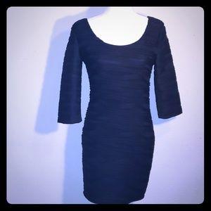 Express, Black Evening Dress,  Size Medium